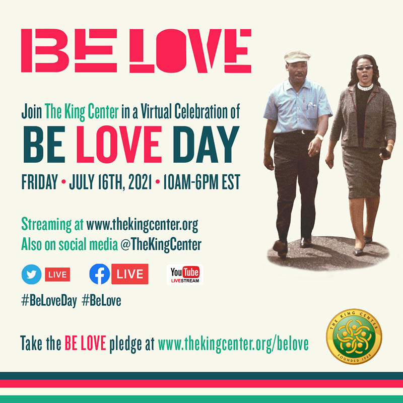 Be Love Day Live Event